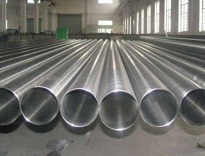 ASTM A249 SS Welded Tubes