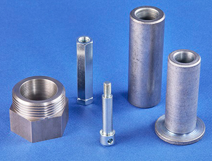 Turned/Machined Fasteners